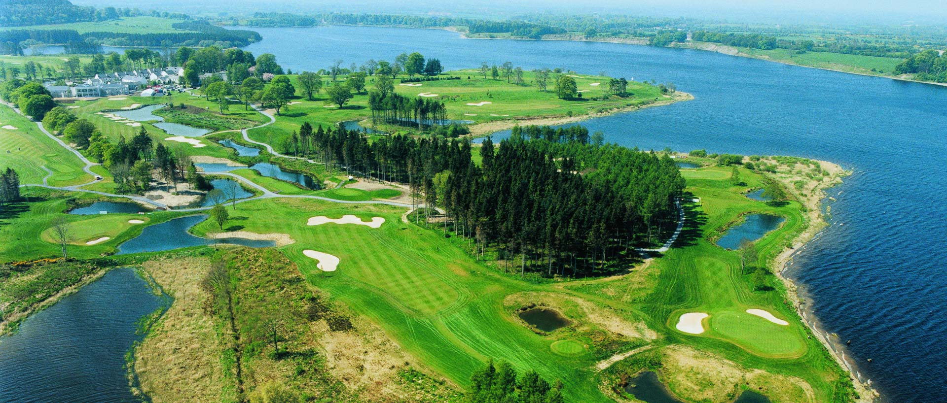 Tulfarris Hotel and Golf Restort
