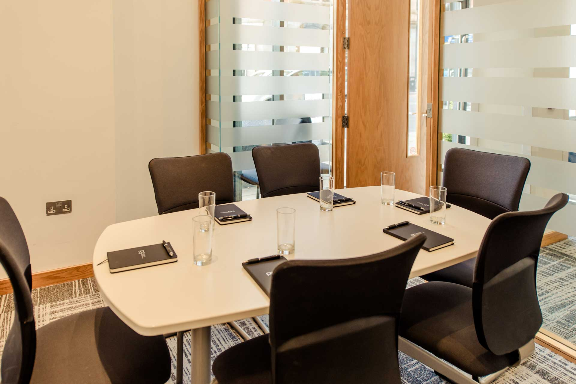 PREMIER SUITES Manchester meeting room